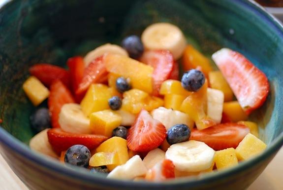 Las frutas son lo mejor para el verano.