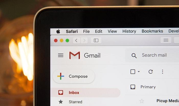 enviar foto gmail