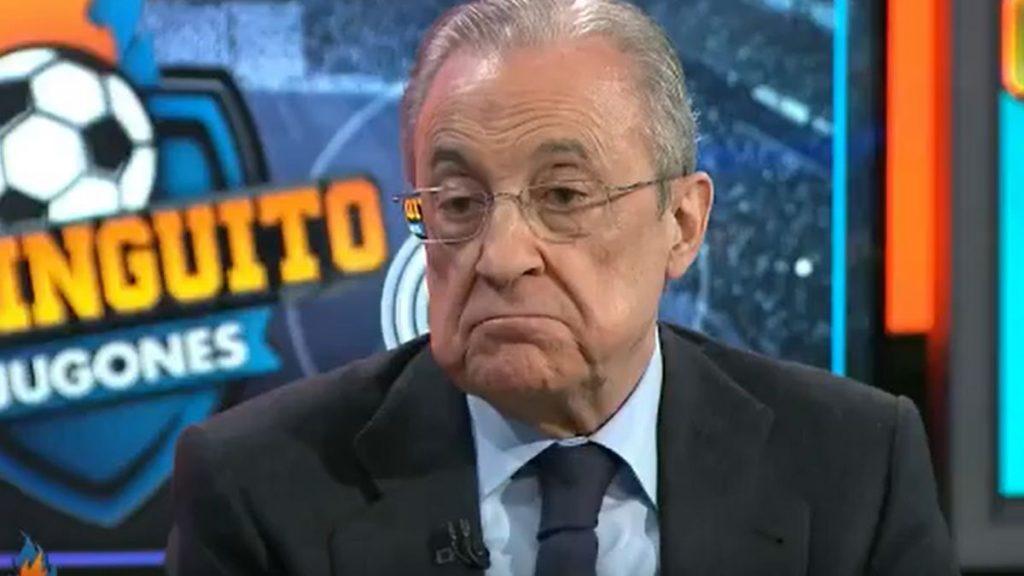 Las explicaciones de Florentino Pérez sobre la Superliga que no convencen a nadie