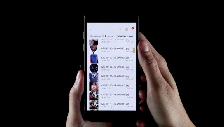 Cómo recuperar los vídeos y fotos borradas de WhatsApp