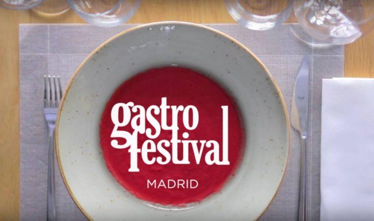La XII edición de Gastrofestival Madrid llenará de sabor a la capital