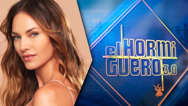 Helen Lindes visitará este lunes a Pablo Motos en 'El Hormiguero 3.0'.