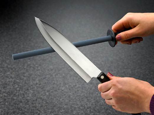 ¿Cómo conservar el filo de un cuchillo?