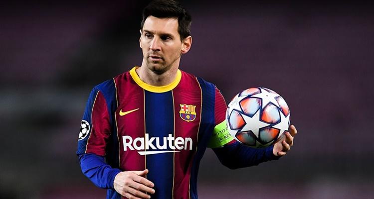 Leo Messi contrato Barça