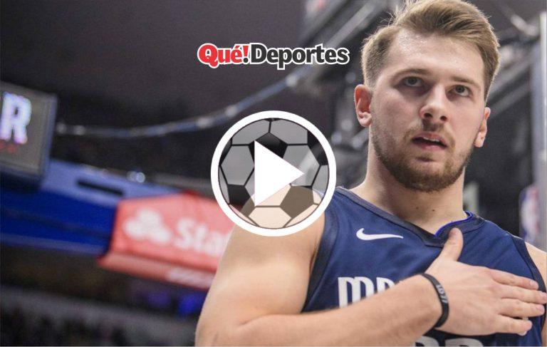 Luka Doncic y un corazón que excede al baloncesto