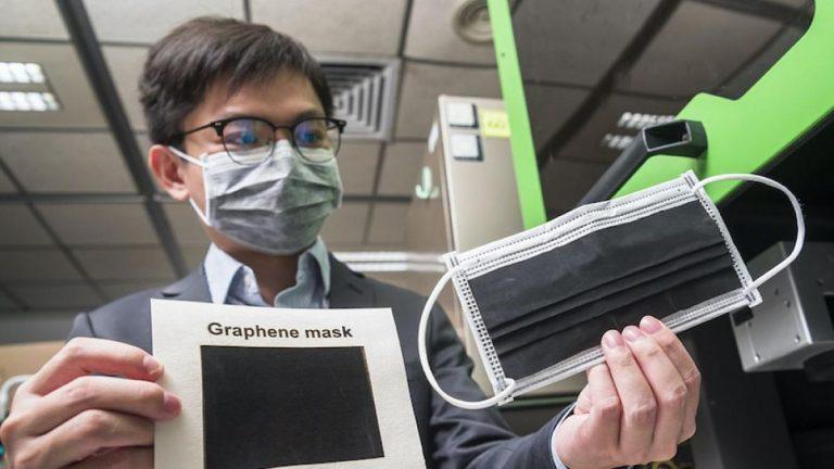 Mascarillas de grafeno: cómo saber si la FFP2 que usas lo tiene