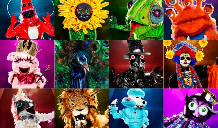Mask Singer: máscaras que nos gustaría ver en la segunda edición
