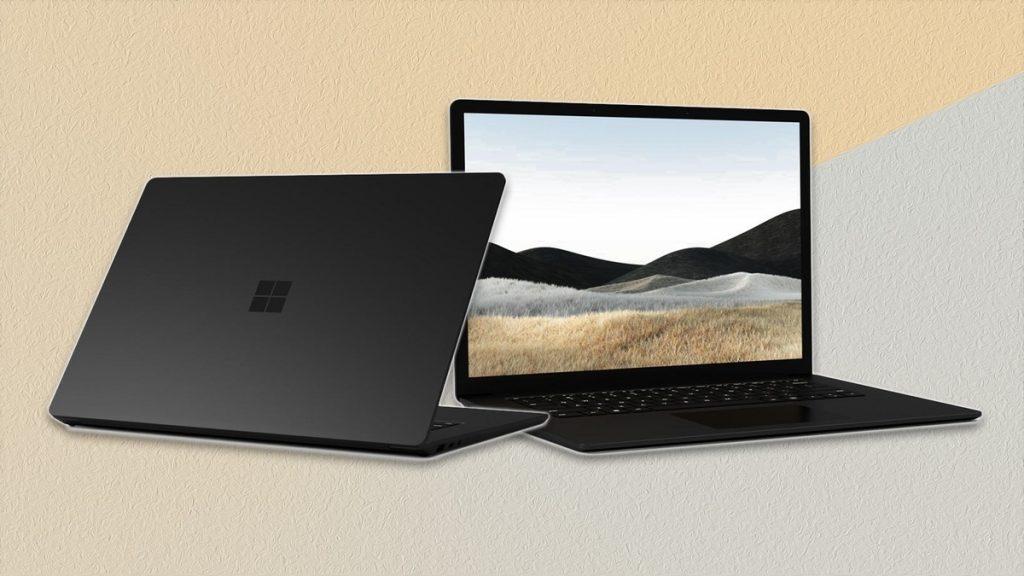 microsft surface laptop 4