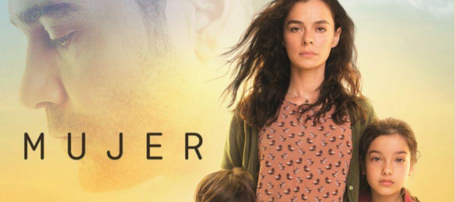 Cartel de 'Mujer', la novela turca de Antena 3.