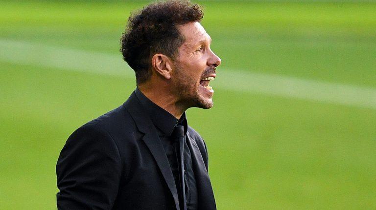 Atlético de Madrid: La nueva delantera que prepara Simeone para el año próximo