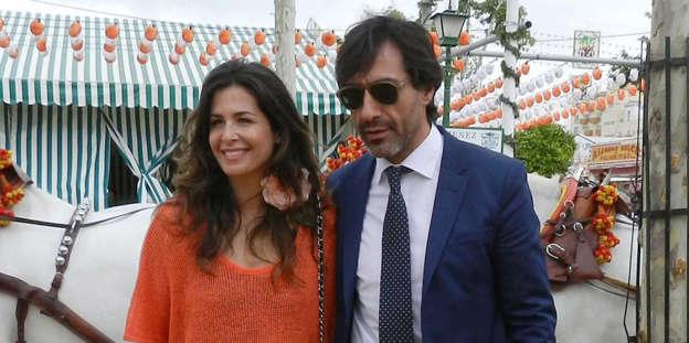Nuria Roca y Juan del Val, autor de 'Delparaíso'
