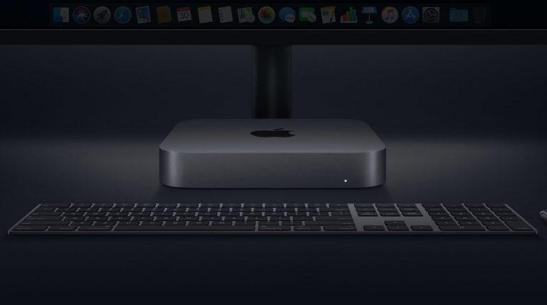 Mac Mini y otros ordenadores compactos perfectos para tu escritorio