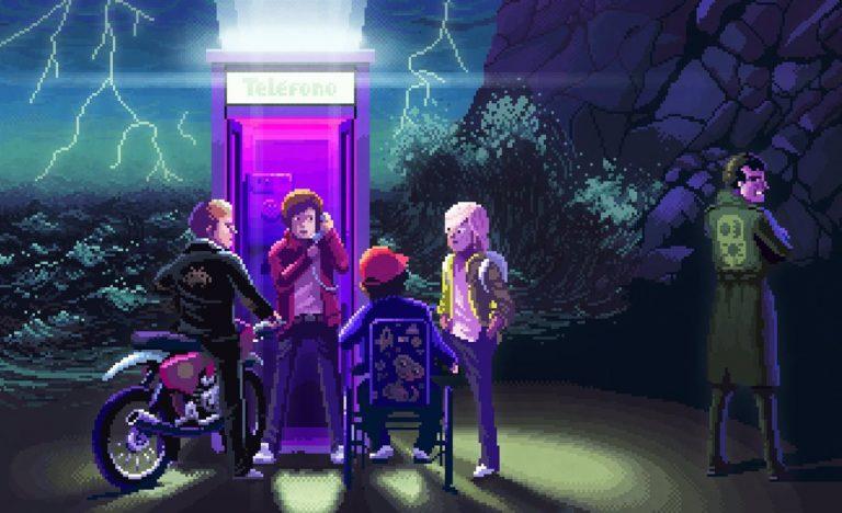'Paraíso', la 'Stranger Things' de Movistar +: fecha de estreno, tráiler y detalles desvelados