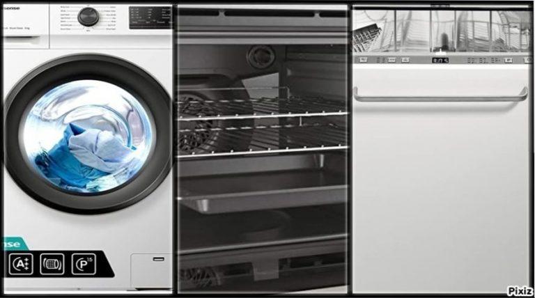 Amazon: las 10 mejores ofertas de hoy en grandes electrodomésticos
