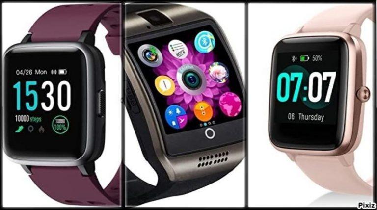 Amazon los 10 relojes inteligentes más baratos de su web