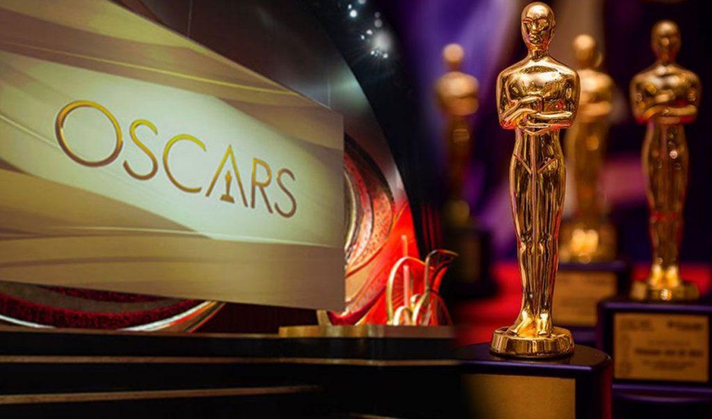 La gala de los Premios Oscar 2021 fue presencial en parte.