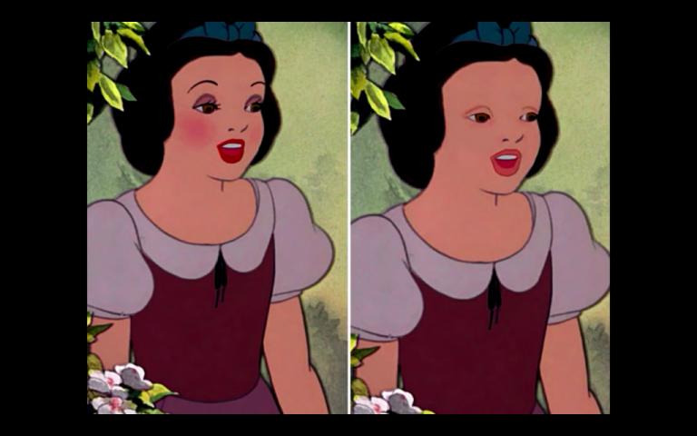 Así serían las princesas de tu infancia sin maquillaje