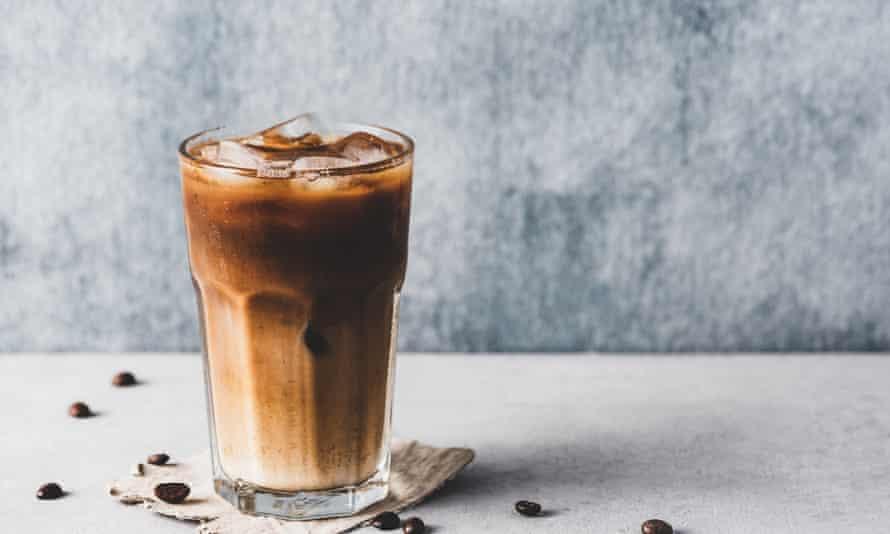 Ingredientes para elaborar un café proffee