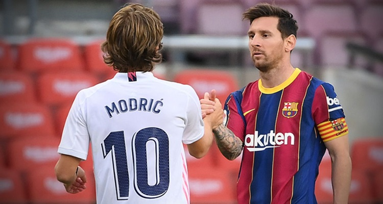 Clásico Real Madrid Barcelona liga