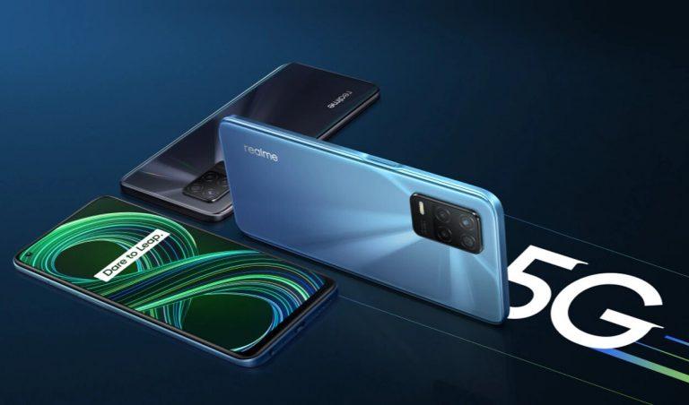Realme 8 5G, un teléfono barato que va a arrasar con la gama media