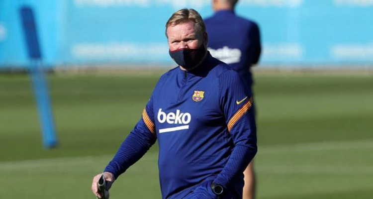 Ronald Koeman, banquillo Barça entrenadores