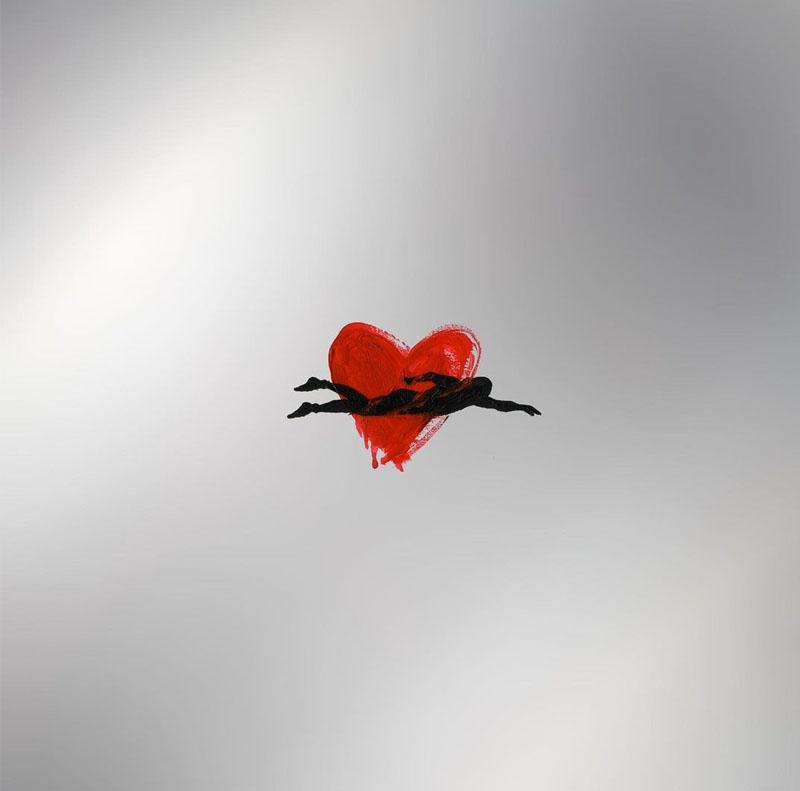 Sen Senra Corazón cromado