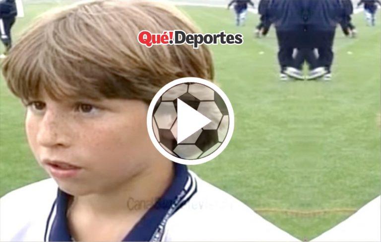 Modo bestia a los 12 años by Sergio Ramos