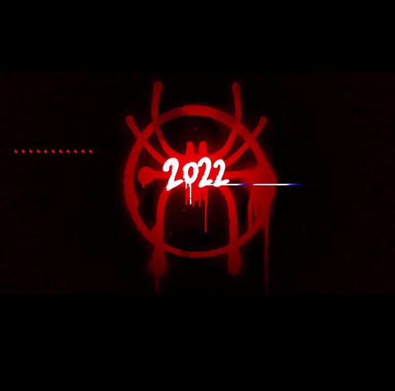 Anuncio de la llegada de 'Spiderman: un nuevo universo 2'.