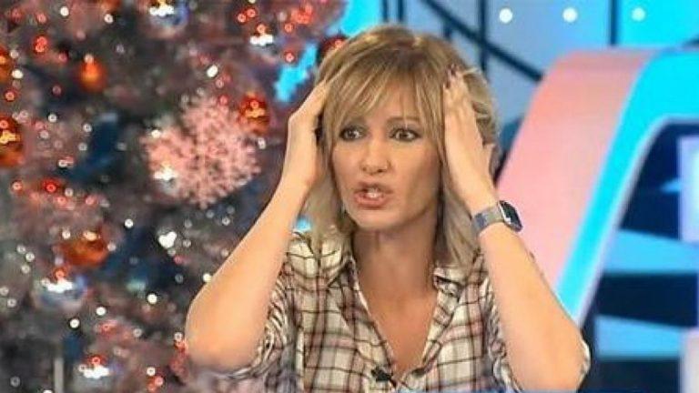 Susanna Griso: las veces que ha perdido los papeles en directo