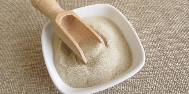 Agar-agar en polvo (origen vegetal) o gelatina (origen animal)