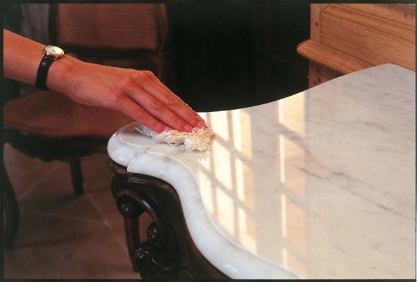 Métodos de limpieza para el mármol