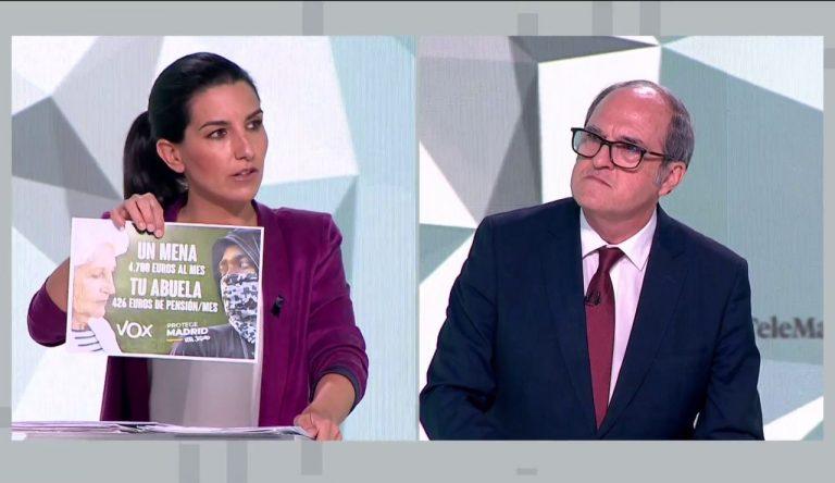 Minuto final del debate del 4-M: así te quieren convencer para las elecciones de Madrid