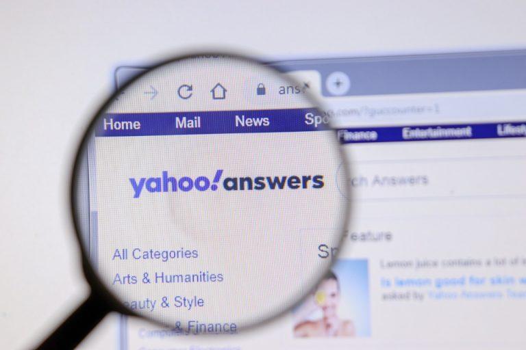 Yahoo Respuestas D.E.P.: las mejores preguntas que nos ha dejado