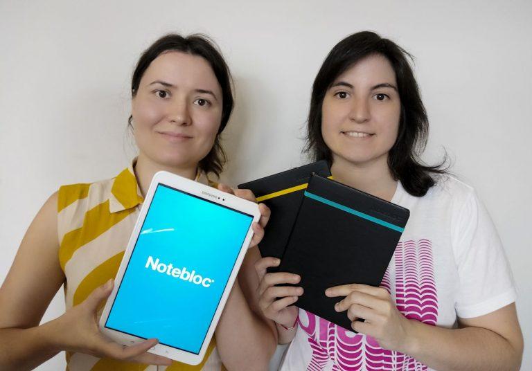 La española Notebloc, seleccionada como mejor startup europea de educación por la aceleradora Impact EdTech