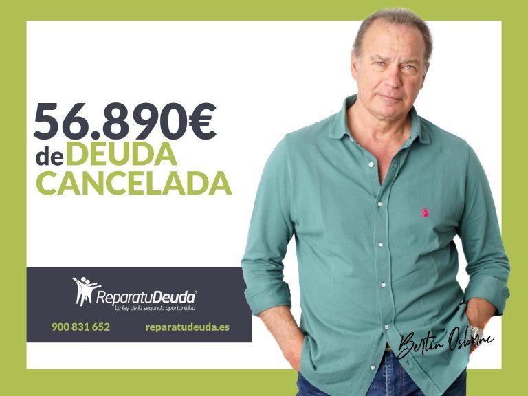 Repara tu Deuda Abogados cancela 56.890 € en Mesía (A Coruña) con la Ley de Segunda Oportunidad