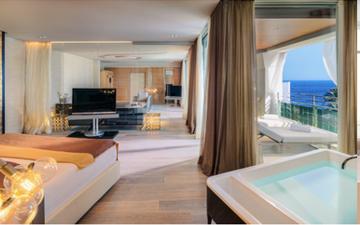Aguas de Ibiza Grand Luxe Hotel reabre sus puertas el 14 de mayo apostando por su concepto de bienestar y gastronomía