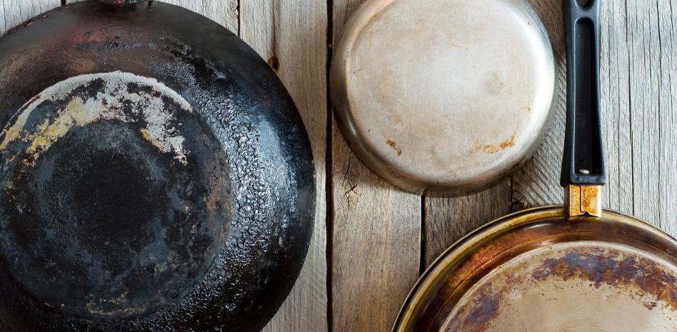 Otras opciones para eliminar las quemaduras de una sartén