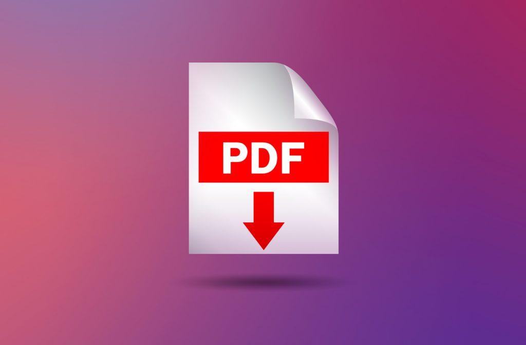 ¿Se puede combinar archivos PDF en un solo documento?