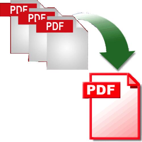Otra opción para combinar documentos de PDF