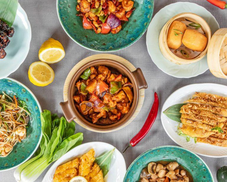 Shanghai Mama, el restaurante que moderniza la China más tradicional