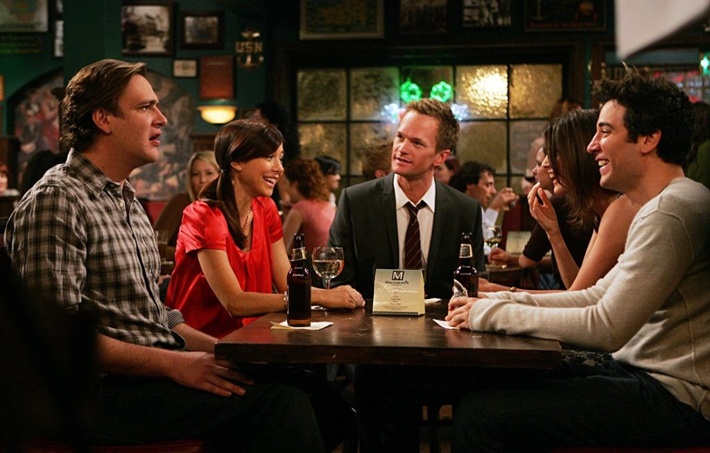 ¿De qué tratan las series Cómo conocí a vuestra madre y Friends?
