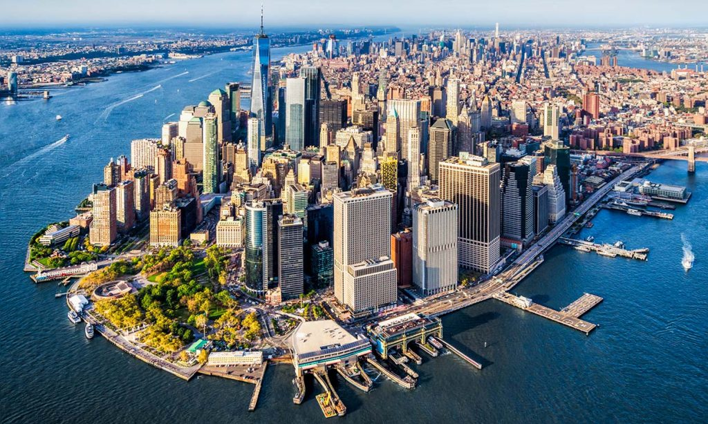 Cómo conocí a vuestra madre y Friends están asentadas en New York