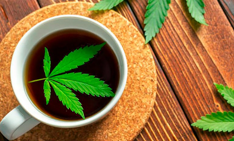 Cómo hacer un té de marihuana o cannábica (legal)
