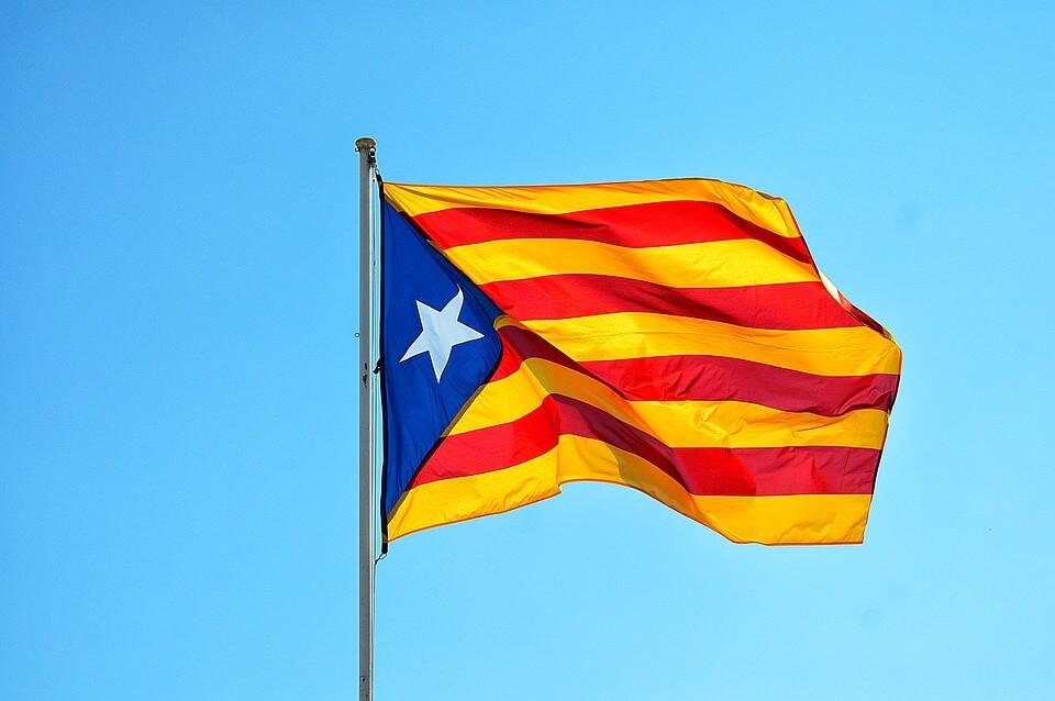 La región catalana