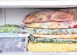 Del aguacate a la mantequilla: alimentos que se pueden congelar y mantienen sus propiedades