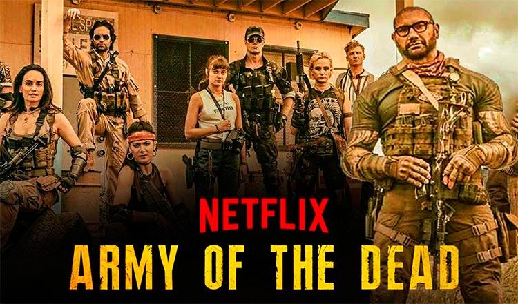 El Ejército de los Muertos 2 es una realidad