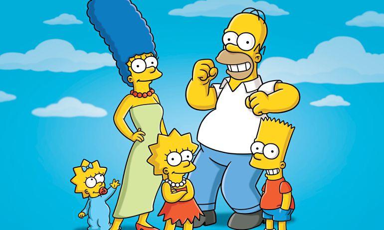 El éxito de Los Simpson en las pantallas