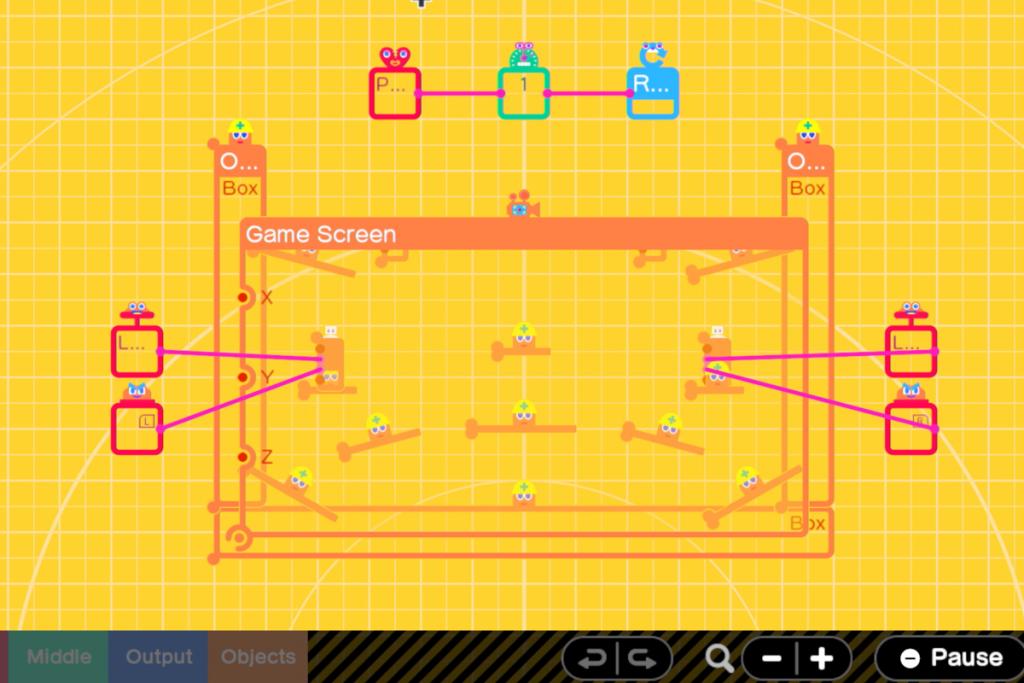 El objetivo central de Game Builder Garage