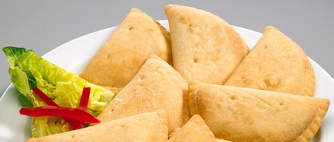 Empanadillas congeladas: el truco para que estén crujientes sin romperse