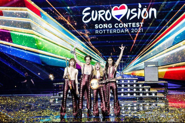 Italia gana el Festival Eurovisión 2021